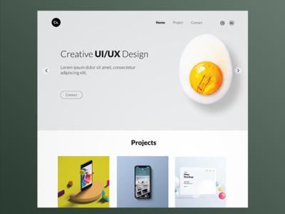 Creative Ui/Ux Design
