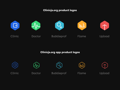 Clinicjs.org rebranding of their site and tools design visualizations graphs tools rebranding performance javascript nodejs clinicjs