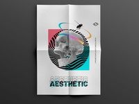AESTHETIC POSTER /// MOCKUP NO. 2