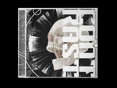 CONTRAST ALBUM COVER /// AESTHETIC BULLSHIT