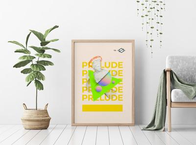 Prelude Poster Mockup