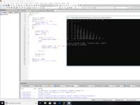 Program To Print Binomial Coefficient Table
