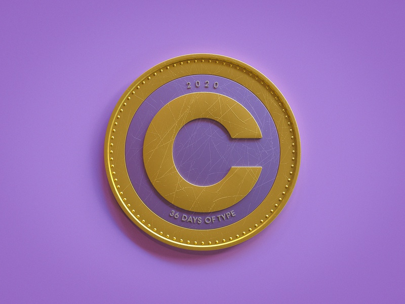 C is for Coin