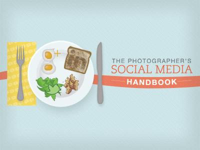 Social Media Handbook Cover Illustration illustration guide magazine cover education