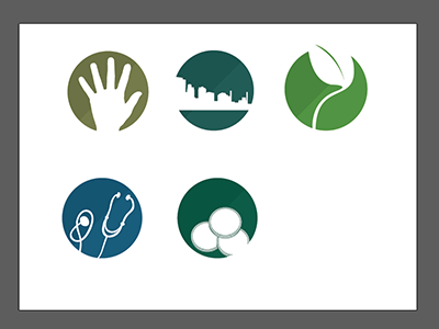 WIP Icons For A Client hand