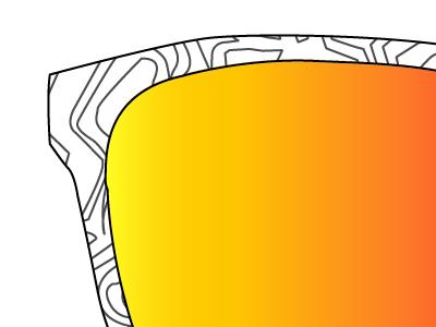 Intrinsic Sunglasses Pattern