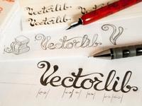 Vectorlib Sketch
