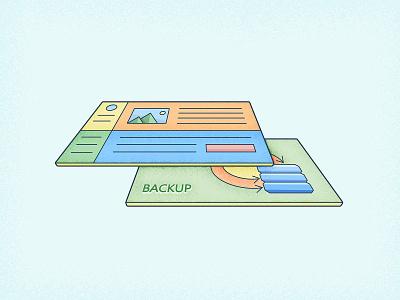 Hosting Layers hardware db database vector backup web network layer hosting