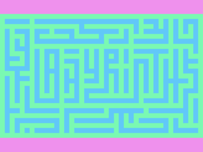Labyrinth - Can you see it?
