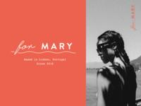 For Mary Swimwear