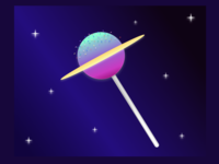 Galaxy Lollipop