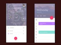 calender App Design