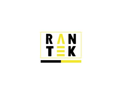 rantek logo logo design logo