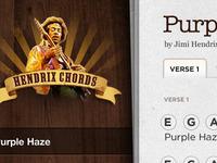 Hendrix Tabs