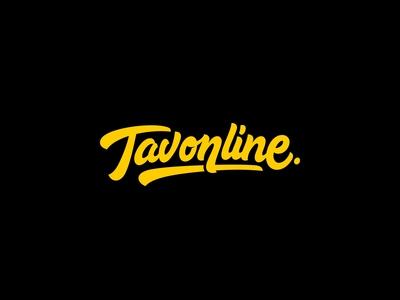 Tavonline Logotype