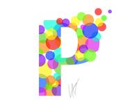 Daily Logo Challenge Day 4 - Single Letter Logo