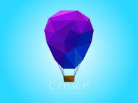 Daily Logo Challenge Day 2 - Hot Air Balloon Logo