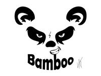 Daily Logo Challenge Day 3 - Panda Logo