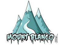 Daily Logo Challenge - Day 8 - Ski Hill