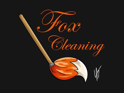 Daily Logo Challenge - Fox Logo - Day 16 dailylogo fox illustrator branding vector logo dailylogochallenge design illustration drawing