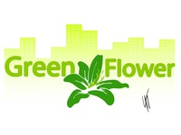 City Logo - GreenFlower