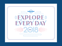 Explore everyday in 2018 pt.2