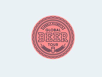 Beer badge