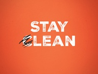 Stay Lean Wallpaper