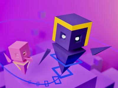 Megabot and Megara