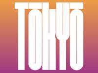 Travel lettering – Tokyo, Japan