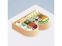 B is for Bento ~ A–Z of Japan