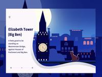 Elizabeth Tower(Big Ben)