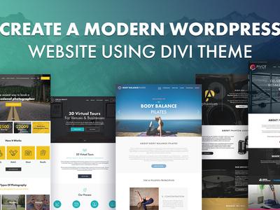 DIVI Website Design and Development Services