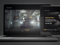 Toyota Avalon Site