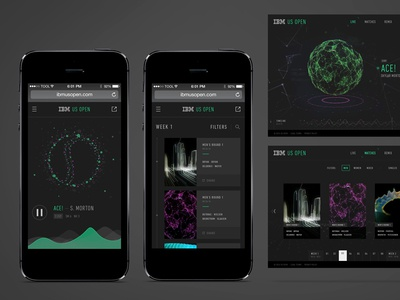 Mobile Generative Data Exploration