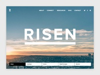 Risen Site is Live!