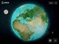 Airbnb Global Data Visualization