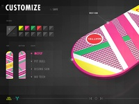 Hoverboard Customizer