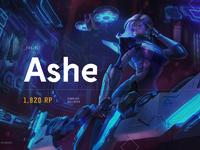 Project ashe svla