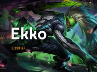 Project ekko svla