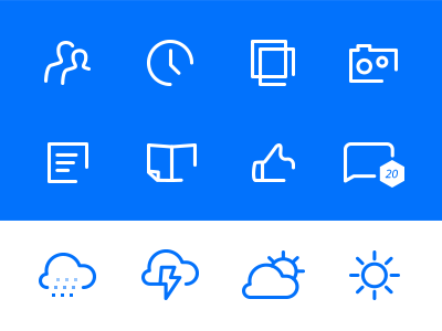 Rectify Icons icons design web website navigation