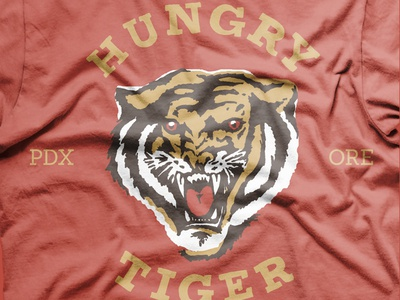 Hungry Tiger Bar Apparel