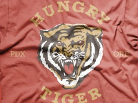 Hungry Tiger Bar Apparel