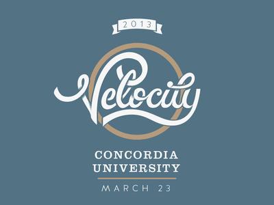 TEDx Velocity Script