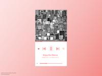 DailyUI 009: Music player
