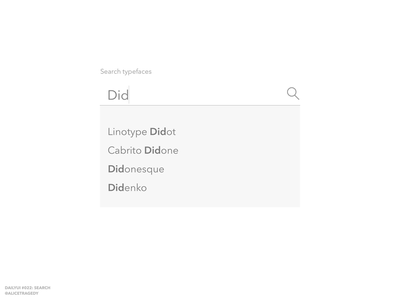 DailyUI 022: Search dailyui022 dailyui 022 flat  design greyscale minimalistic design ux ui search