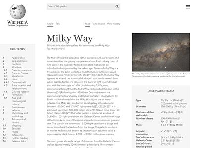 Wikipedia redesign ui design wikipedia redesign