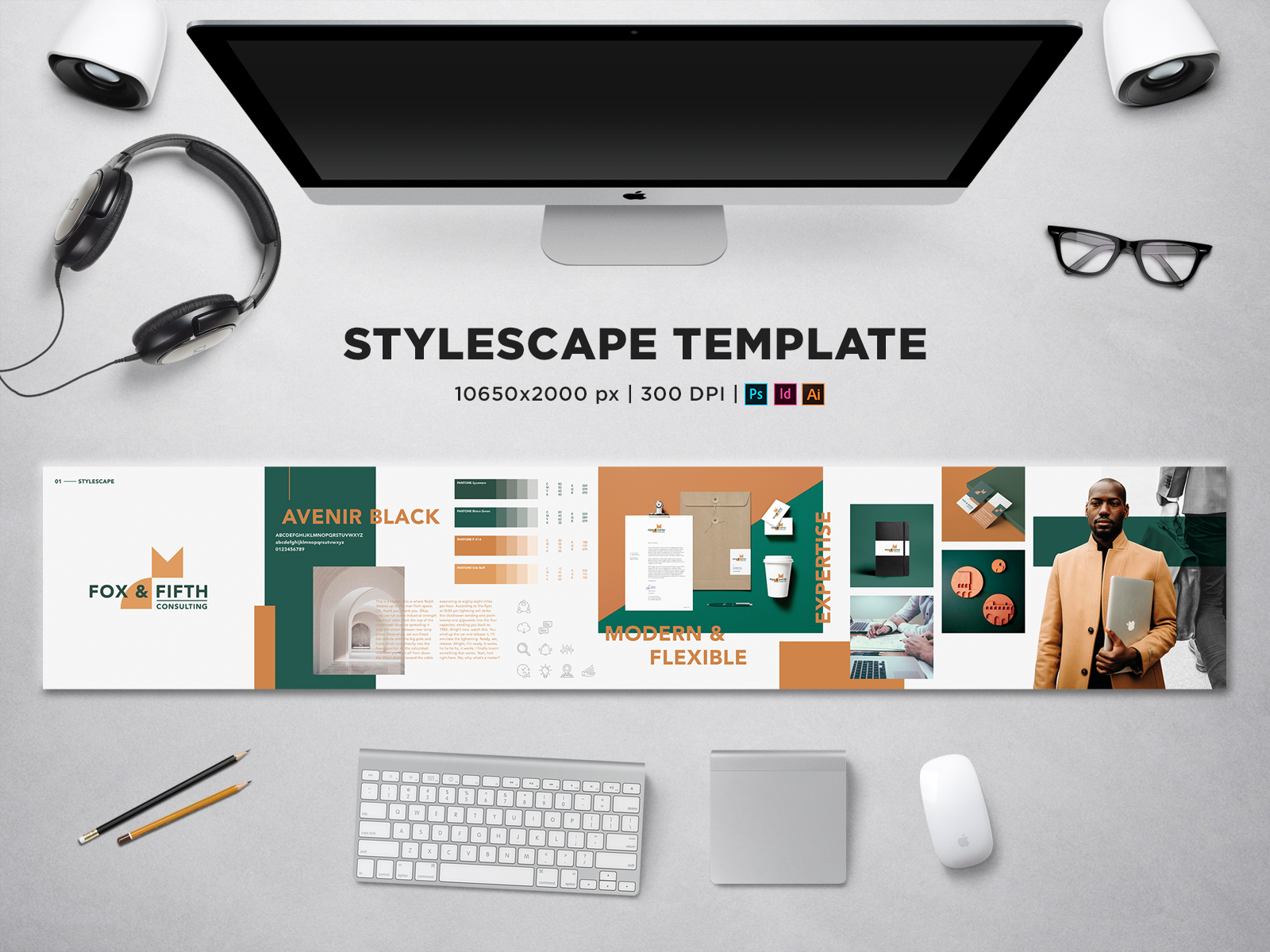Stylescape Graphic Design: Stylescape Template By Andre28 On Dribbble