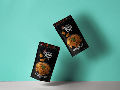 Skinie Chips Packaging