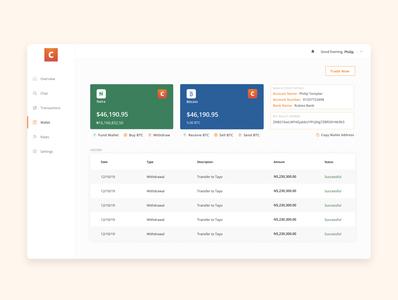 Virtual Card webdesign ux ui design figma